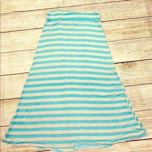 Maternity skirt maxi XL